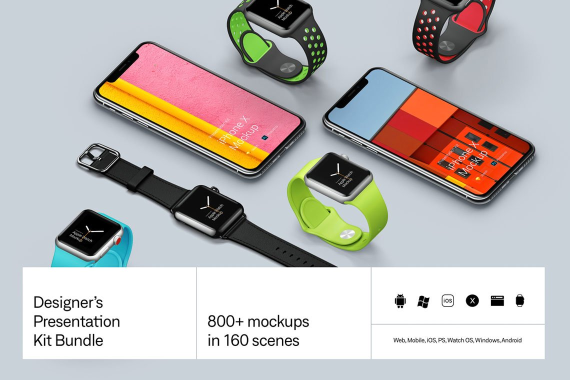 Presentation Kit Bundle by LStore