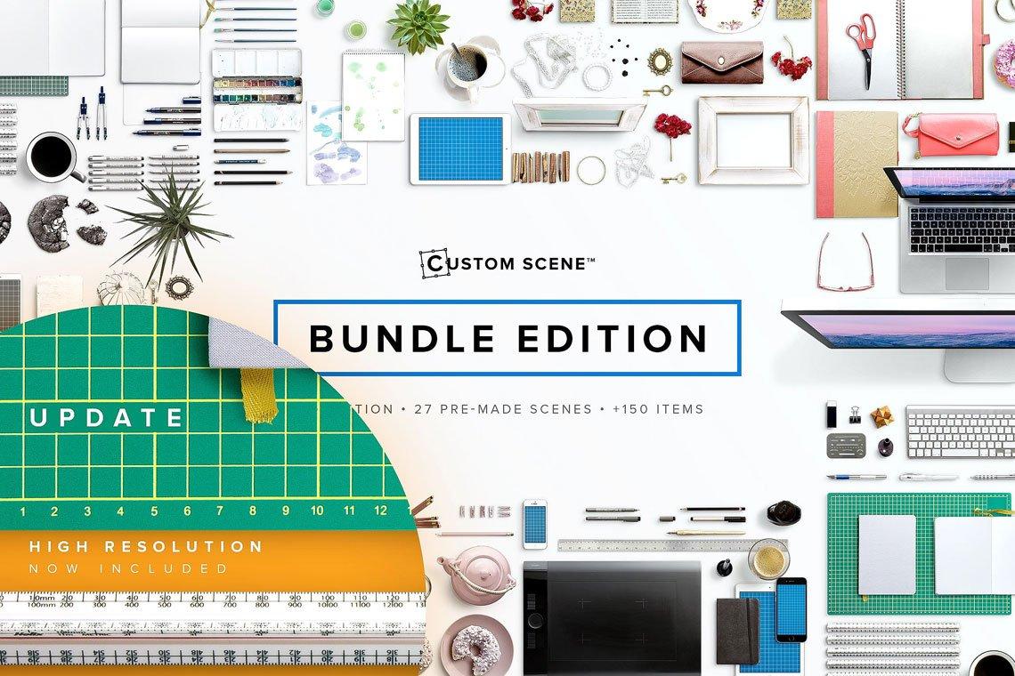 Custom Scene - Bundle Edition