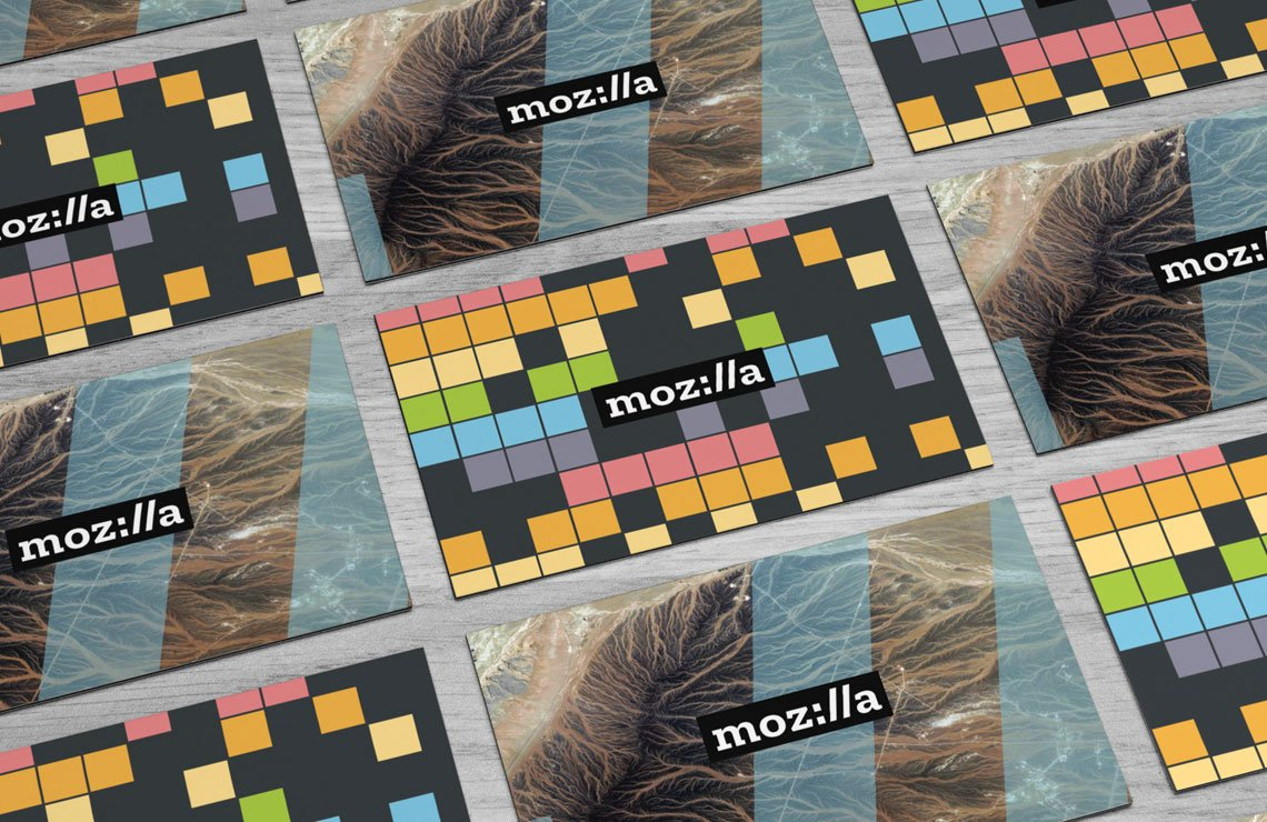 Mozilla Design Language