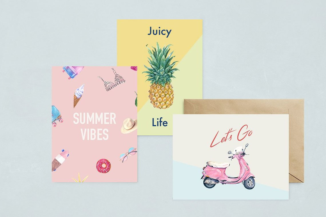 Hand-picked Illustrators from Creative Market