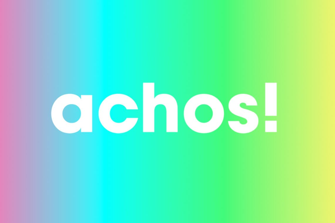achos! — Communication and interactive design agency