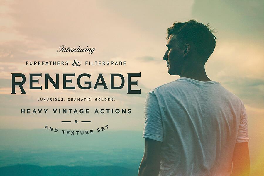 Renegade: Free Vintage Actions