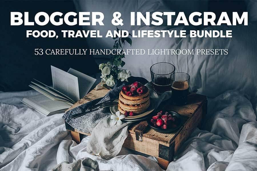 Blogger & Instagram Lightroom Preset