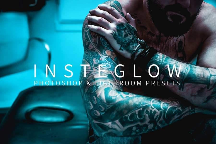 Instaglow Lightroom & Ps Presets