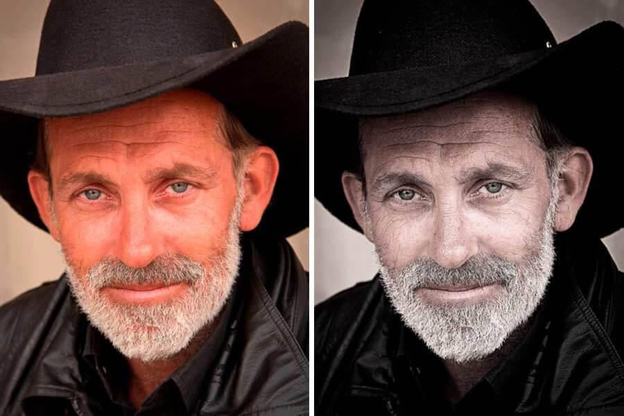 Photoshop Portrait Action