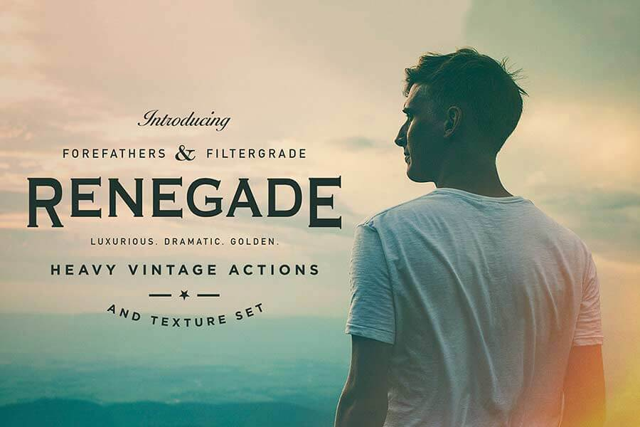 Renegade Vintage Actions