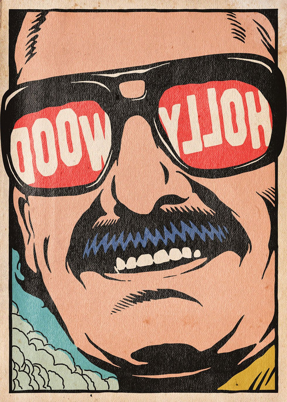 Stan Lee: A Hero For All by Butcher Billy for The Los Angeles Times
