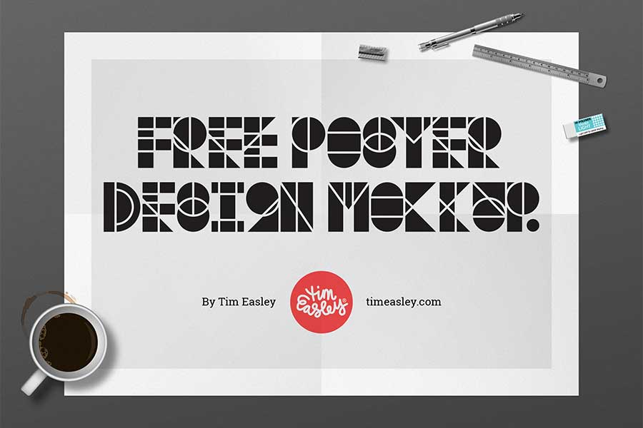 Free Poster Design Template