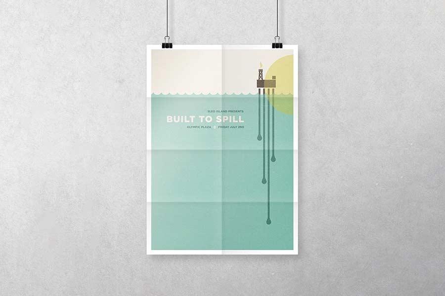 Multipurpose Free Poster Mockup