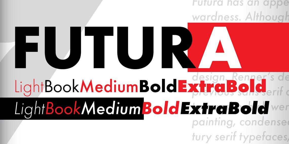 Futura® by URW