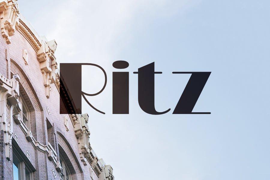 Ritz Font