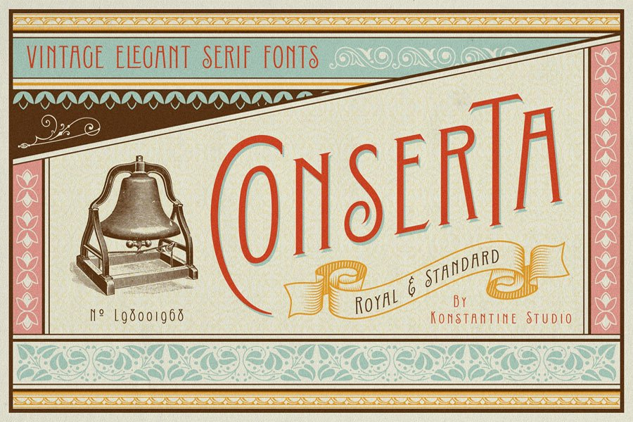 💎 40 Free Retro Fonts For Your Nostalgic Mood - The Designest