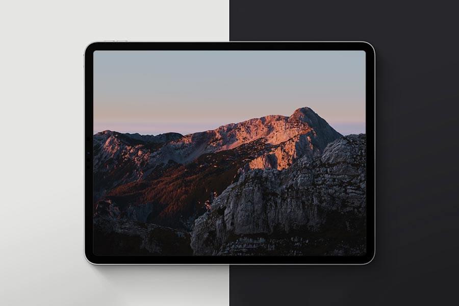 iPad Pro Template