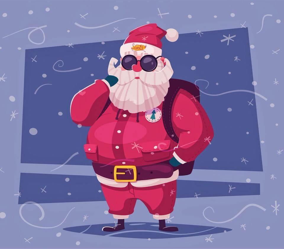 Santa Claus by Dmitry Moiseenko