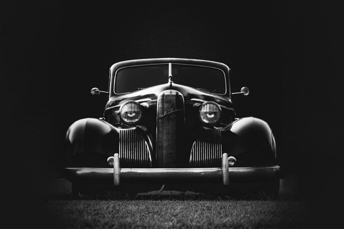 Retro car wallpapers