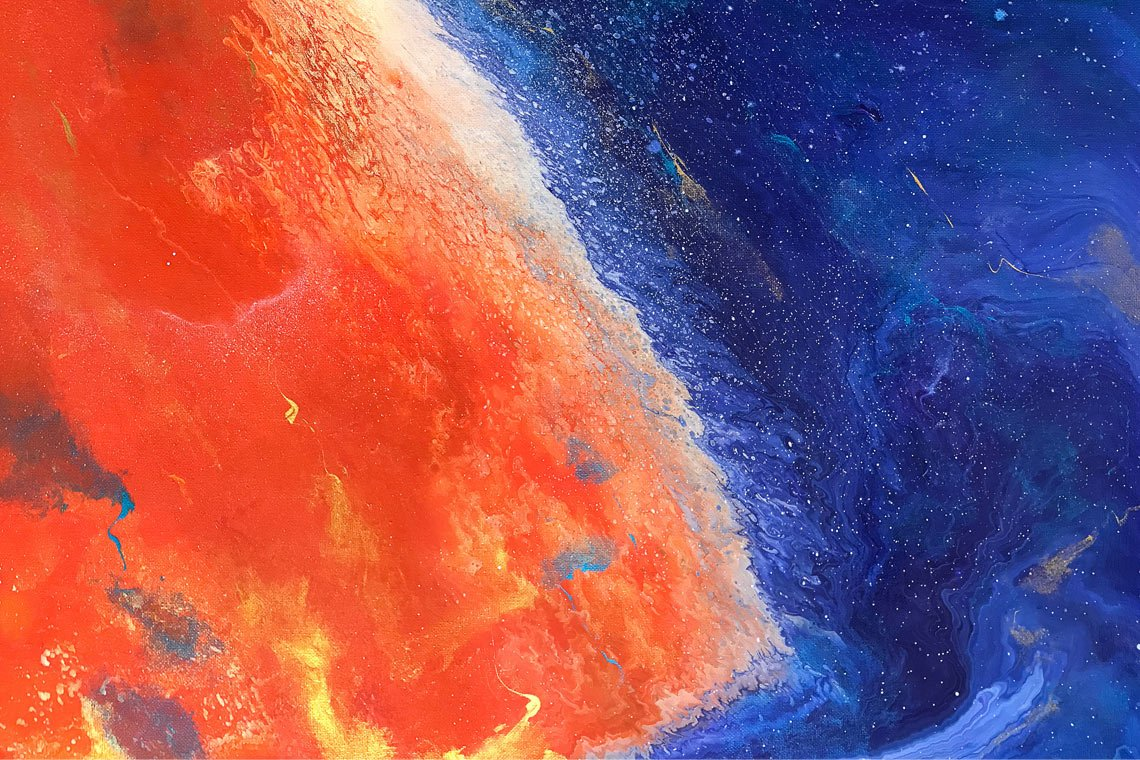 fluid art abstract wallpapers
