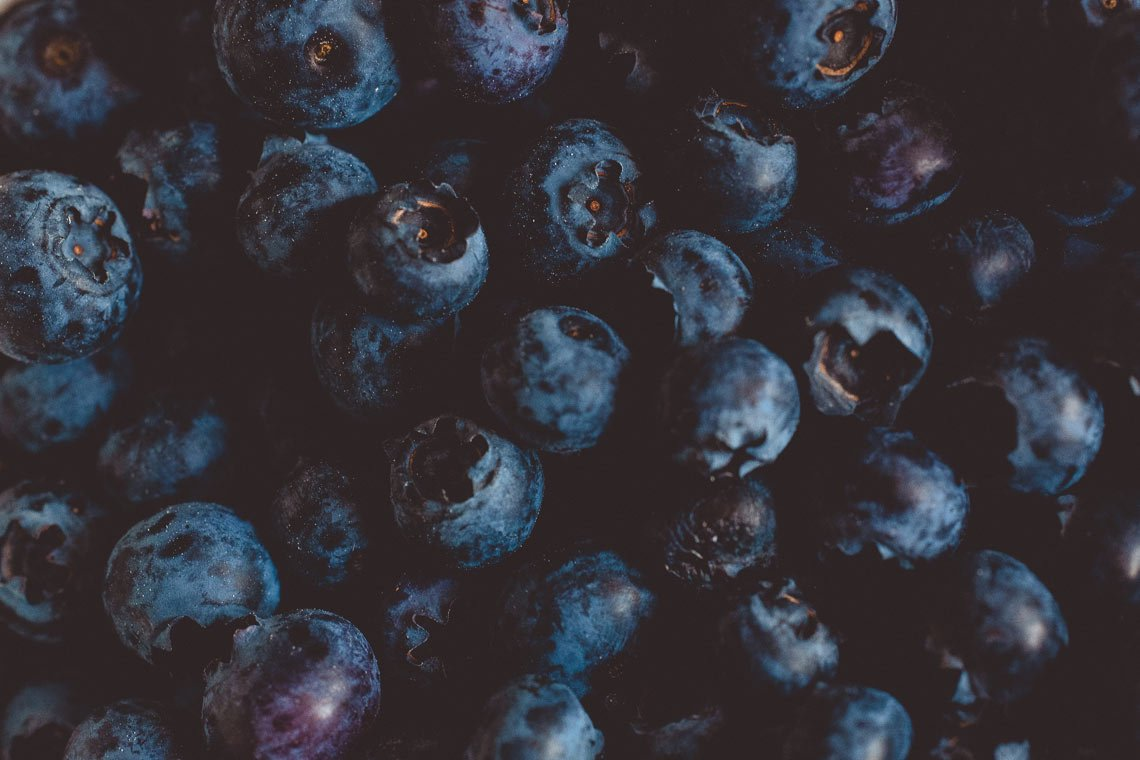 Berries by Markus Spiske @markusspiske via Unsplash