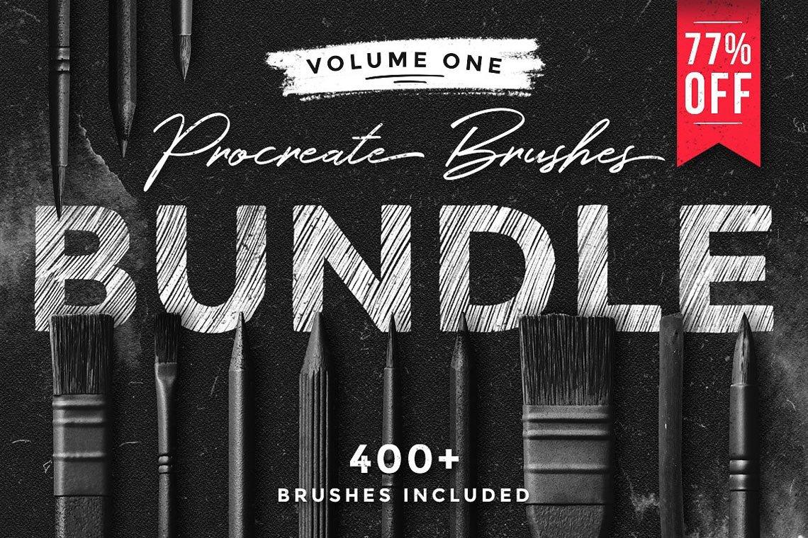 Procreate Brushes Bundle by MiksKS