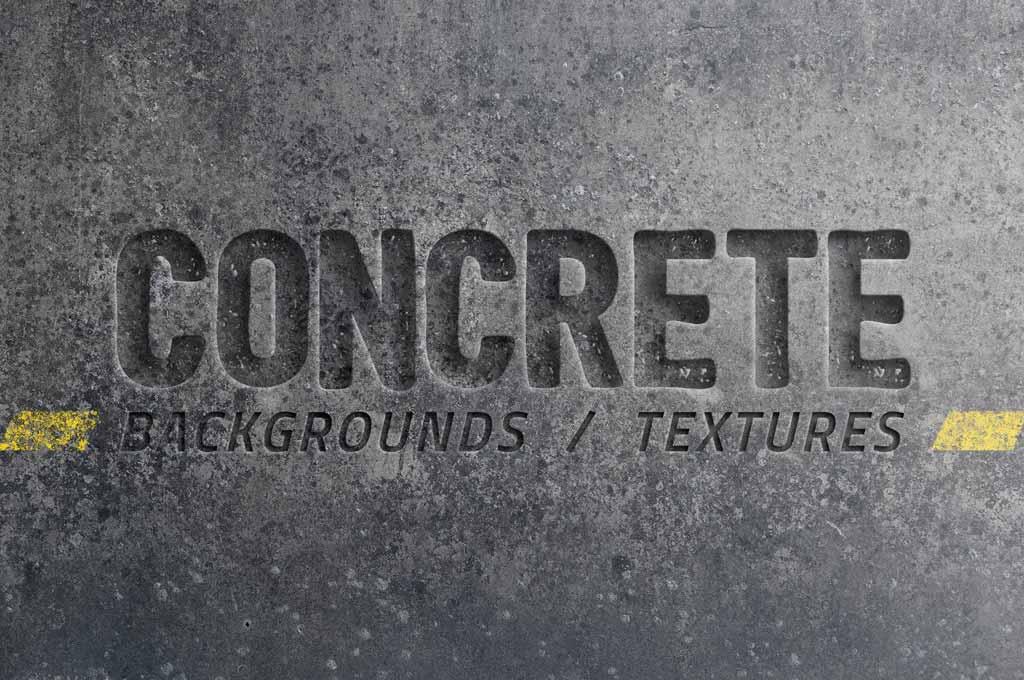 20 Concrete Textures