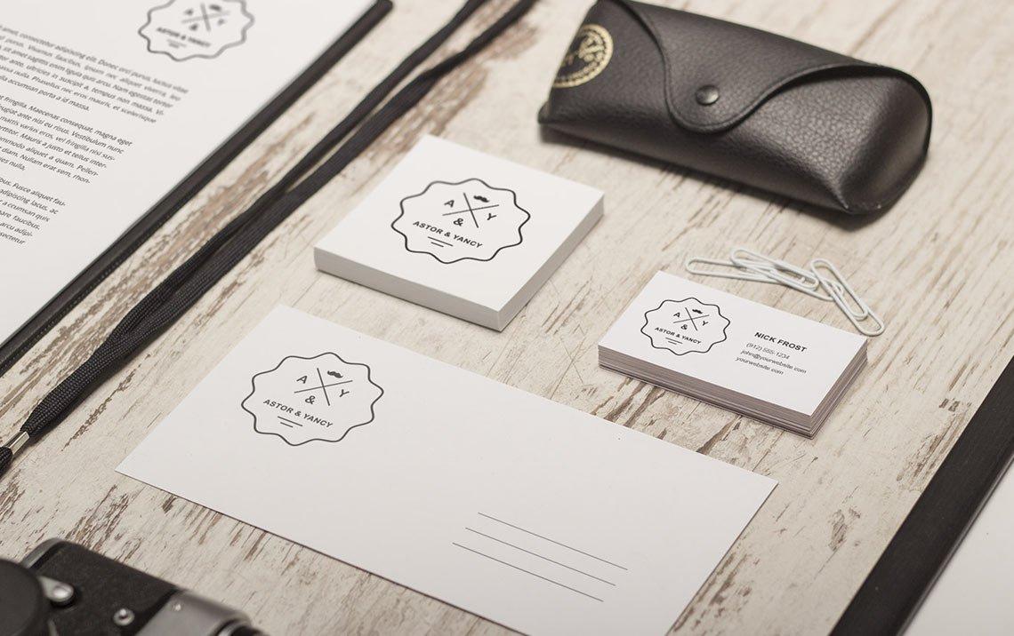 Business Identity Mockup