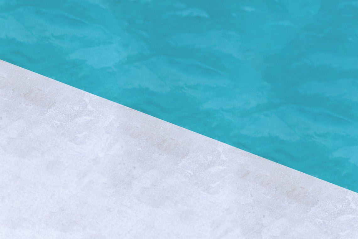 Poolside summer wallpapers by Autumn Studio