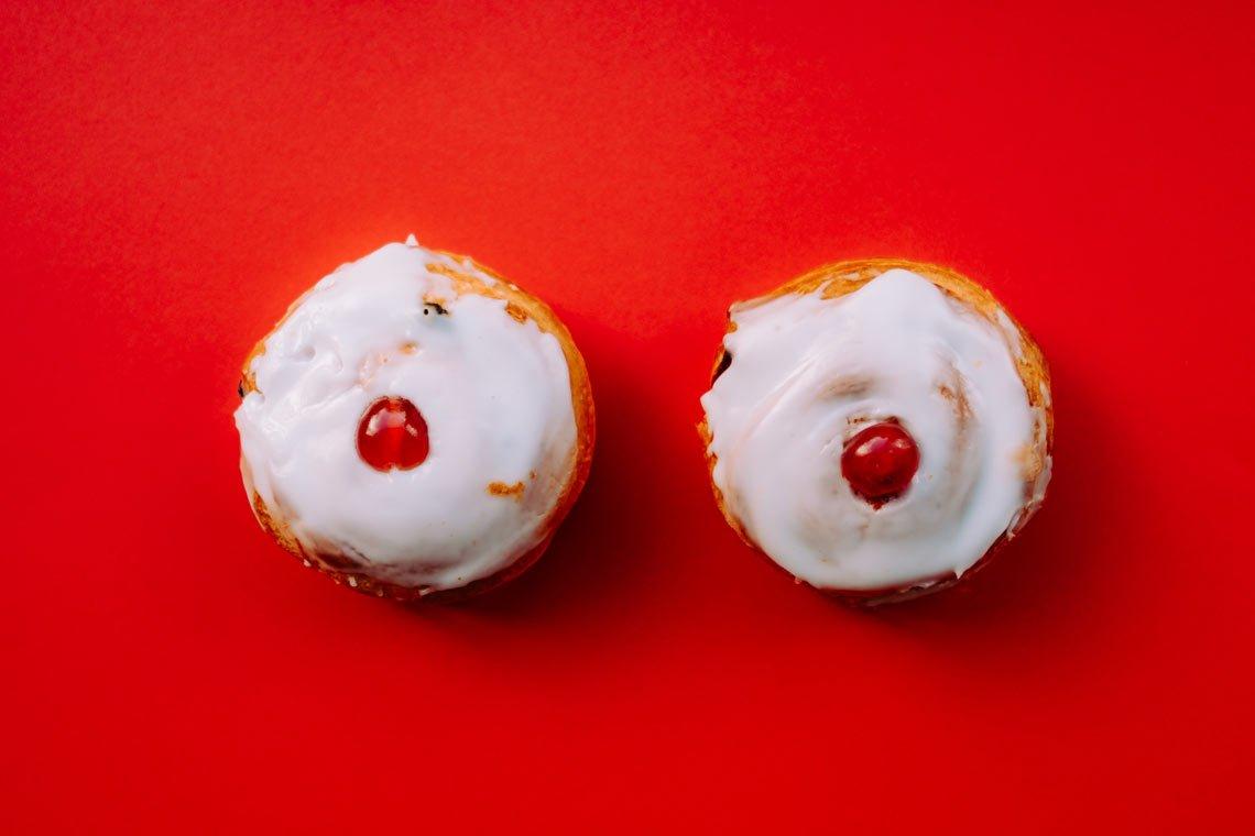 Belgian buns food wallpaper by Annie Spratt