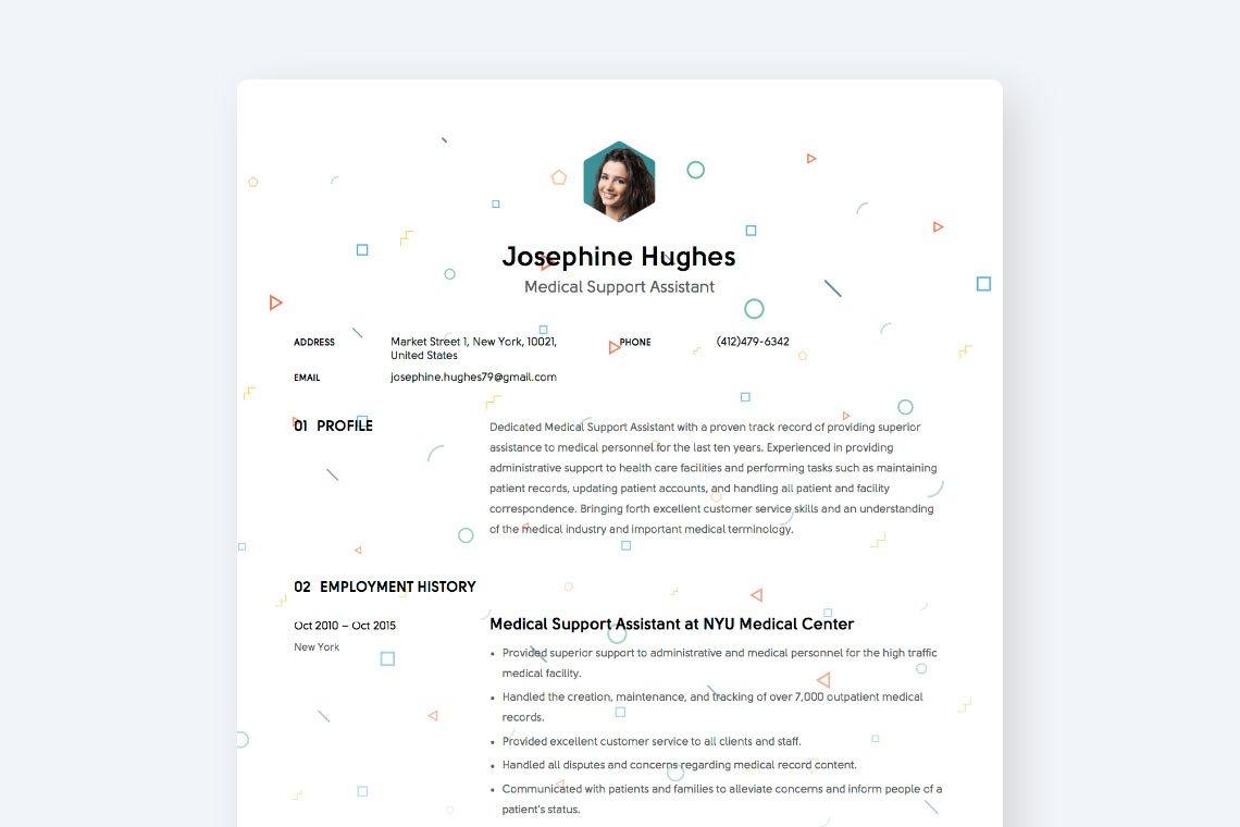 Job-Winning Creative Resume Templates