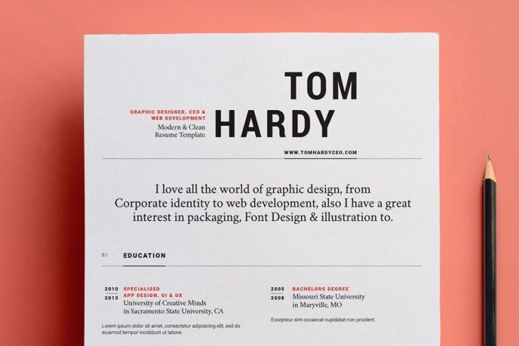 Graphic Design Resume: Examples & Templates - The Designest