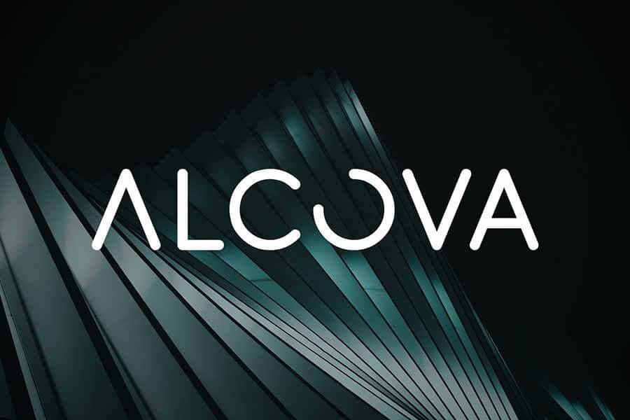 Alcova Pro Full Font Family