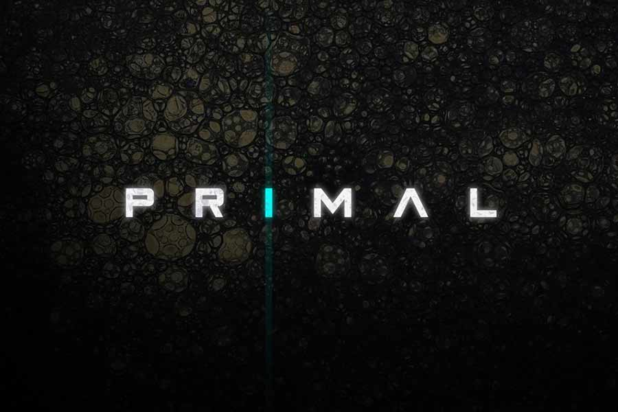 Primal Space Font