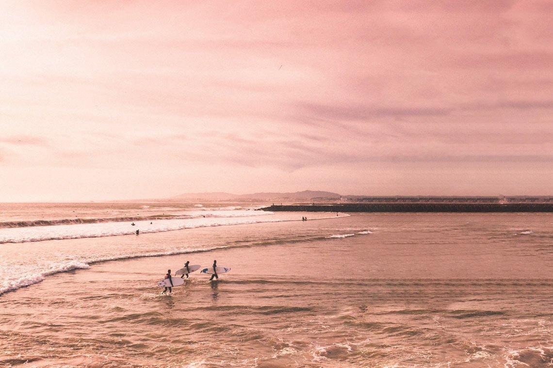 Surf session wallpaper by John Jason