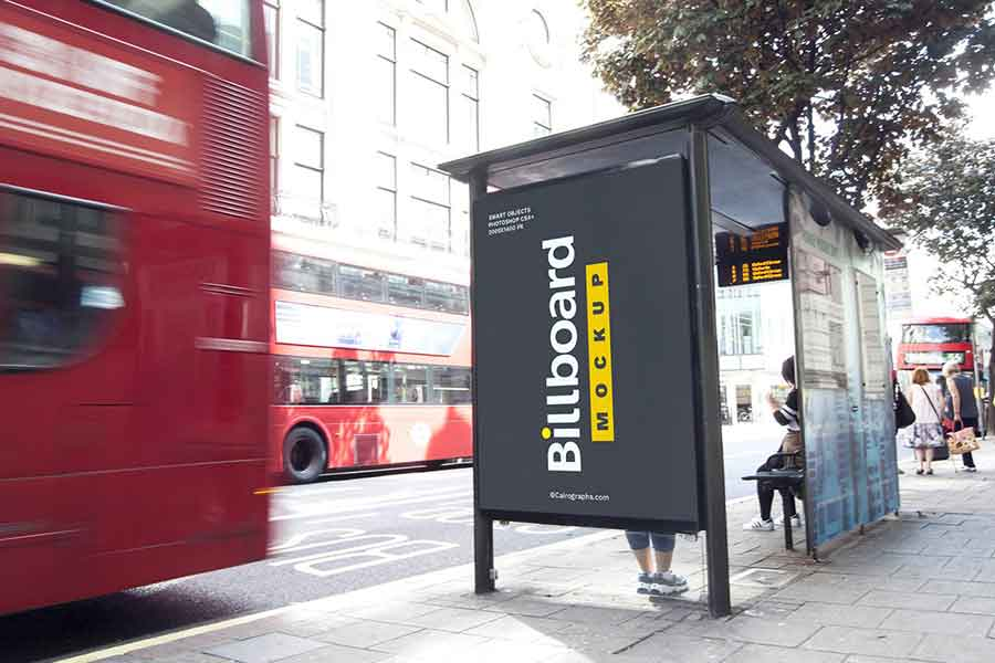Billboard Mockup Collection