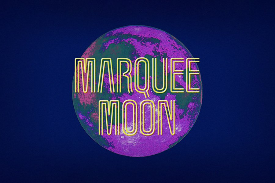 Marquee Moon Font