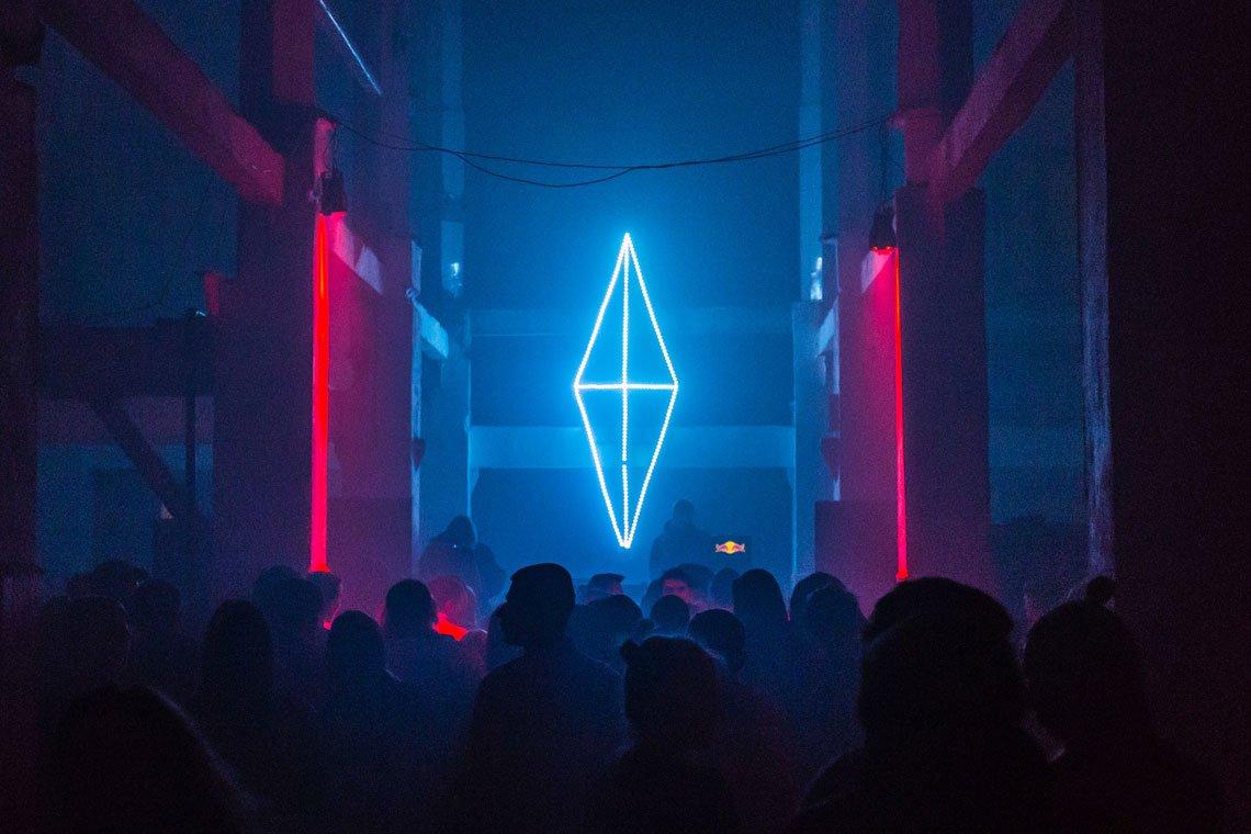 Neon rave by Alexander Popov
