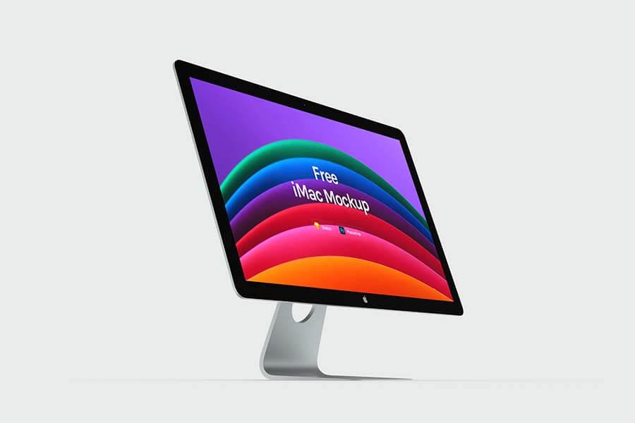 Apple iMac Mockups