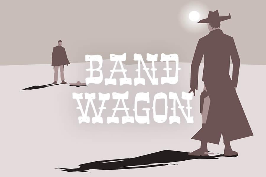 Band Wagon Font