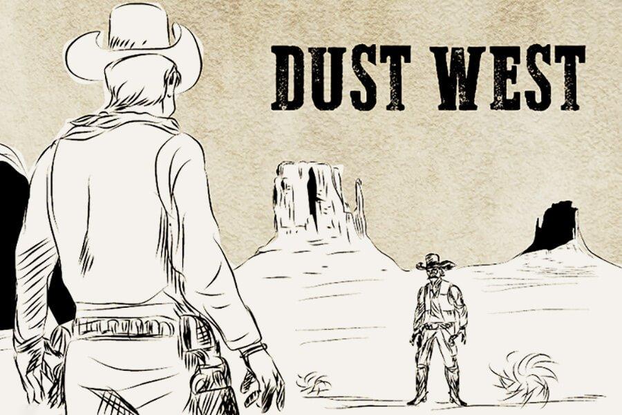 Dust West Font