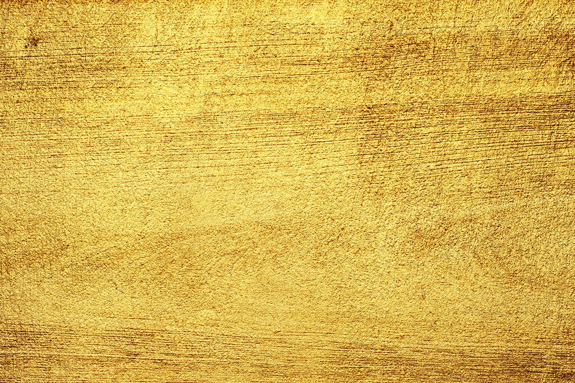 Gold Wood Paint Texture