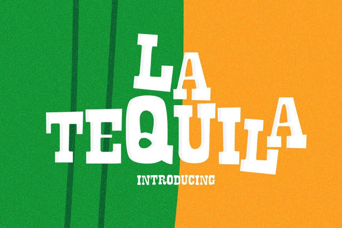 La Tequila Font