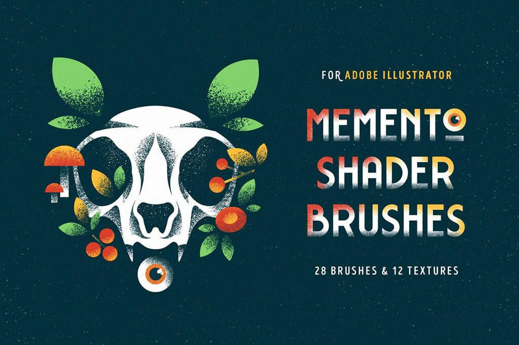 Shader Brush Kit for Illustrator