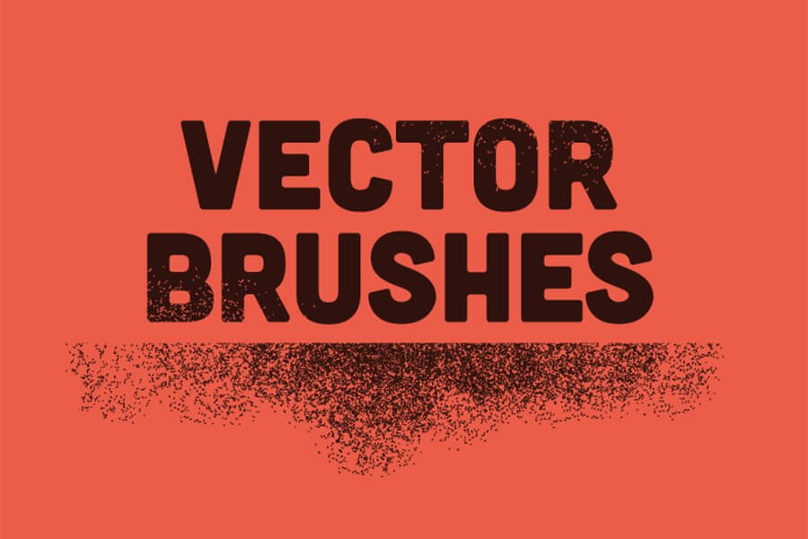 Vector Brushes for Illustrator