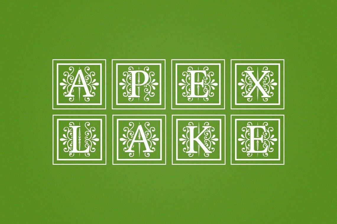 Apex Lake Font