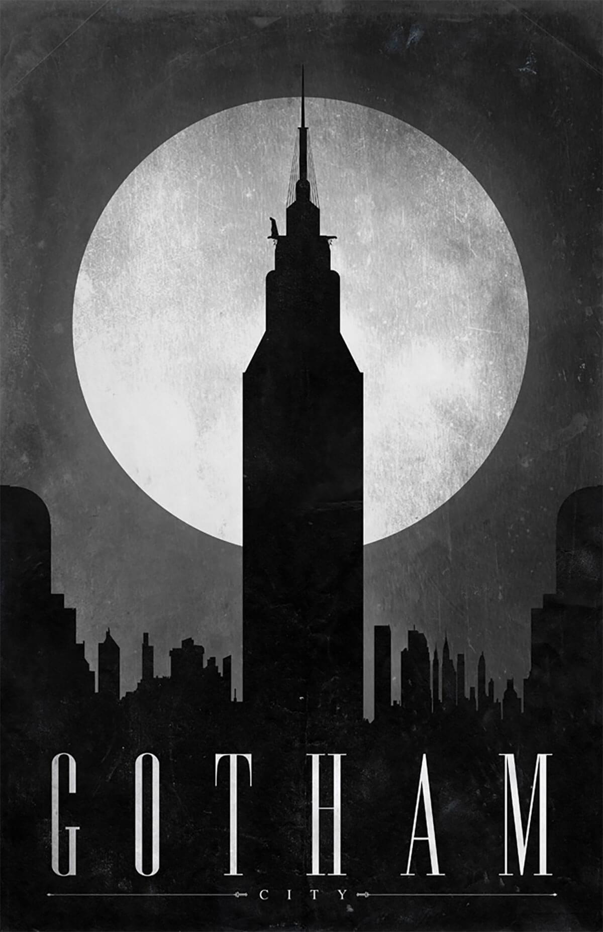 Gotham by Justin Van Genderen