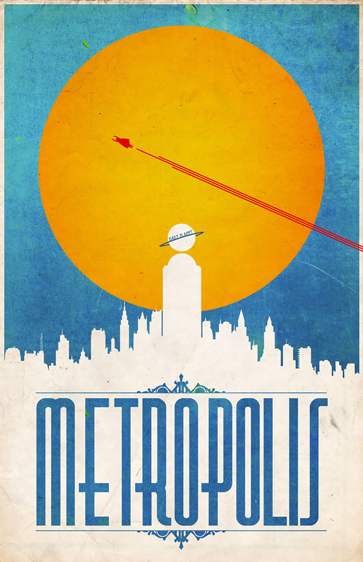 Metropolis by Mingee Lee