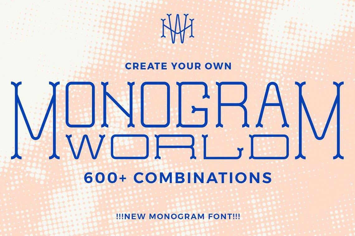 Monogram World
