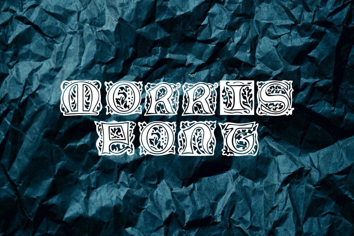 Morris Free Font