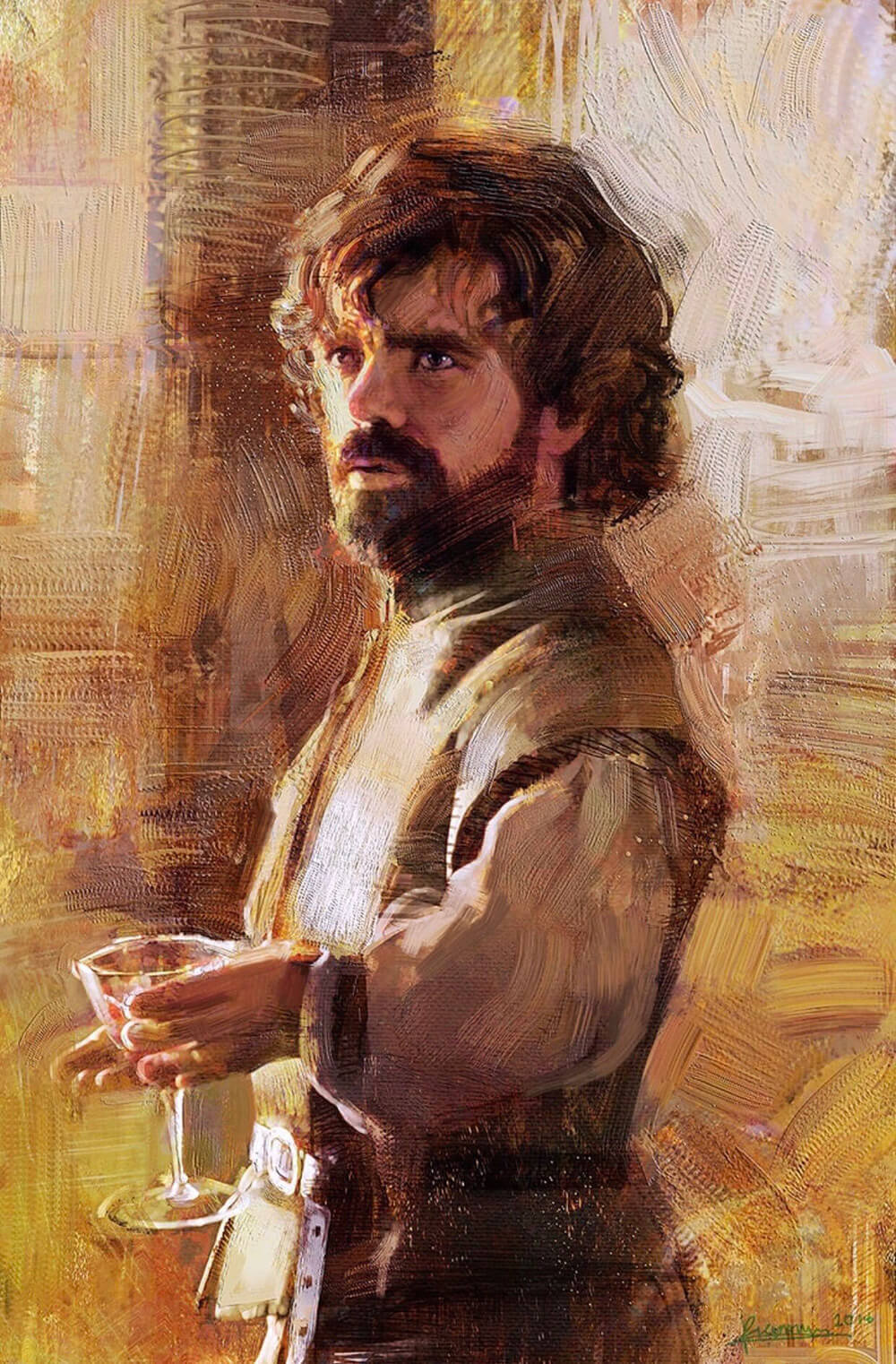 Tyrion Lannister by Richard Foo