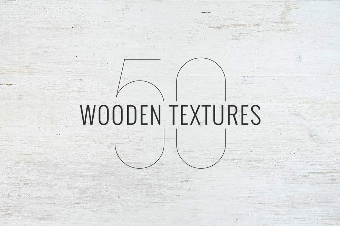 50 Wooden Textures