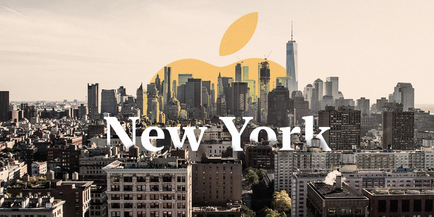 Apple introduces New York font, an all-new serif