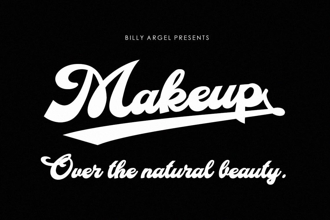 Makeup Font
